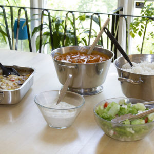 Gullmarsgården lunch